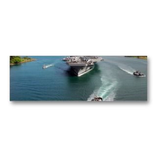 Aircraft Carrier Pearl Harbor Hawaii Business Cards