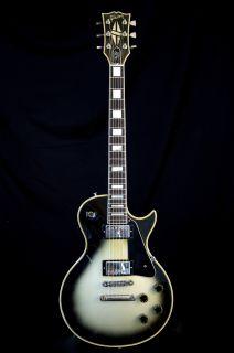 Vintage 1981 Gibson Les Paul Custom Silverburst Tim Shaw Pups GRLC926