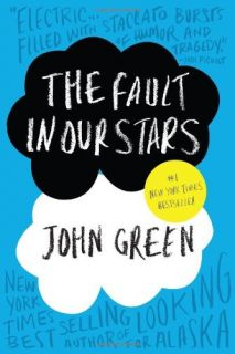 New The Fault in Our Stars John Green Hardcover