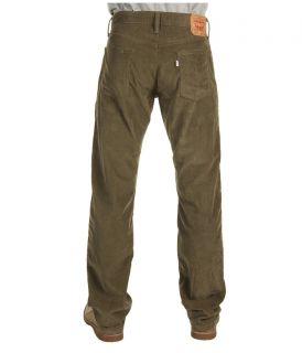 Levis 514 Slim Straight Corduroy Jeans Ivy Green 0294