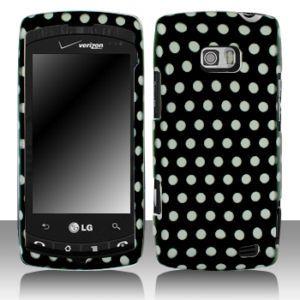 Color Colored Zebra Hard Case Phone Cover LG Ally VS740
