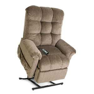 Elegance Collection LC 585 Reclining Lift Chair 3 Position