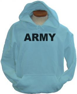 Classic Army Military US Mens PT Cool Gym New Hoodie