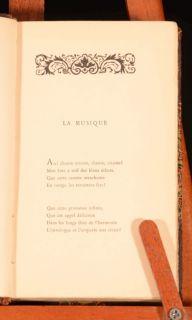 prudhomme c1900 paris librairie alphonse lemerre 4 by 7 270pp