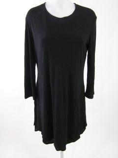 Lida BADAY Bergdorf Goodman Black Mini Dress Sz 6