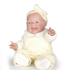 Newborn Winter Lila Real Anatomically Correct Girl JC Toys Doll