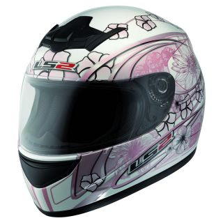 STARDUST 2 LADIES LIGHTWEIGHT MOTORBIKE WOMENS MOTORCYCLE CRASH HELMET