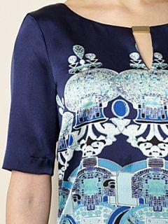 Biba Deco prined shif dress Muli Coloured   House of Fraser