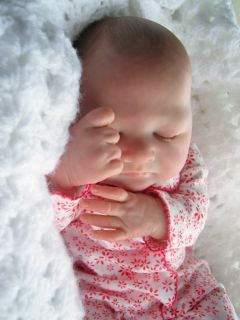 Beautifull Reborn Baby Girl Doll Newborn Lilia by Natali Blick