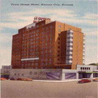 Linen Town House Hotel Kansas City Kansas