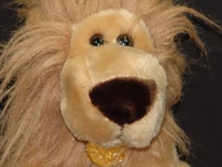 DanDee Collectors Classics Lifelike Big Lion Mane Plush Stuffed Animal