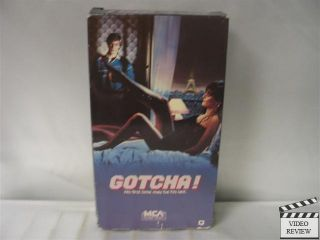 Gotcha VHS Anthony Edwards Linda Fiorentino