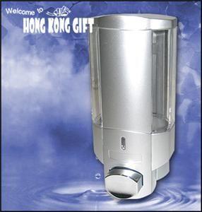 Liquid Hand Soap Shampoo Gel Lotion Dispenser Chrome
