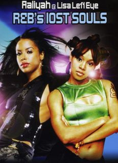 Lost Souls Aaliyah Lisa Left Eye Lopes New DVD