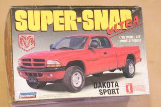 Lindberg 1 25 Model Dodge RAM Dakota Sport Pick Up Truck New