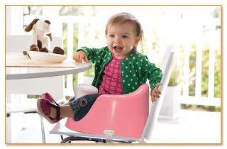 Prince Lionheart Bebepod Flex Baby Seat Mint New Fast Shipping Gift SH