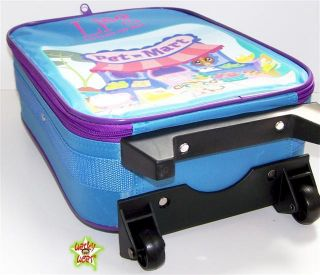 Little Pet Shop Official Trolley Suitcase Bag Hot New