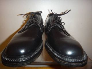 Lloyd & Haig Brand New Mens Black Leather Oxfords Loafers Shoe Shoes