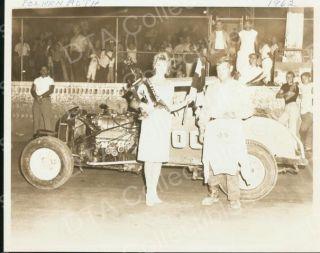 Folken Roth 00 Trophy Girl Race Car 1962 Photo