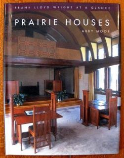 FRANK LLOYD WRIGHT Prairie Houses, Oak Park & Studio Of Frank Lloyd