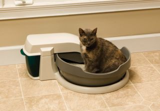 PetSafe PAL17 10786 Simply Clean Cat Auto Litter Box