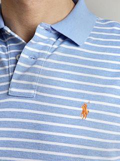 Polo Ralph Lauren Striped polo shirt Blue