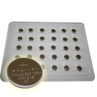 CR1216 Lithium 3V Coin Cell Batteries DL1216 ECR1216 New