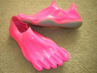Adidas adiPURE Trainers Stretch Workout Water Shoes Womens Sz 7 New