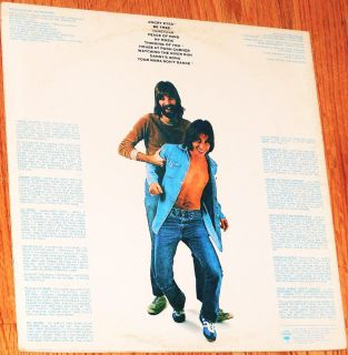 Vinyl LP Loggins and Messina The Best of Friends