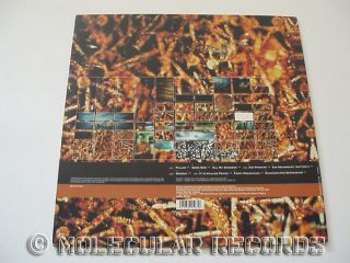 Locust Natural Composite 2 x 12 Double Vinyl LP RARE