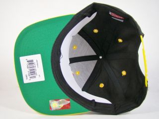 Long Beach State 49ers Snapback Hat Black Basic Logo LBC Eclipse NCAA