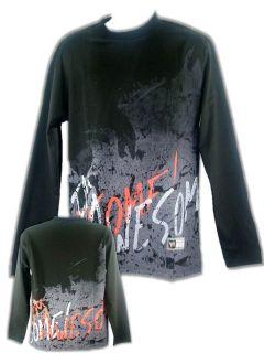 The Miz Awesome Black WWE Long Sleeve T Shirt