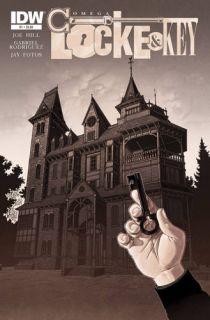 Locke Key Omega 1 of 7 IDW Publishing