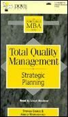 Total Quality Management Strategic Audiobook New