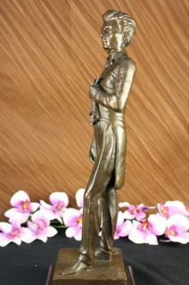 Stunning Bronze Sculpture British Admiral Lord English Figural Statue