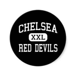 Chelsea   Red Devils   High   Chelsea Sticker