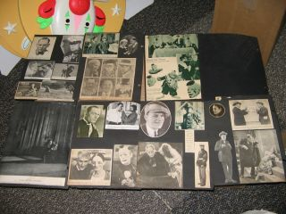Lon Chaney 1920s Scrapbook 120 Images Universal Monster Phantom