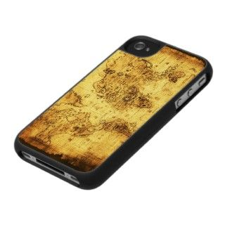 Map Design iPhone Cases, Map Design iPhone 5, 4 & 3 Case/Cover Designs