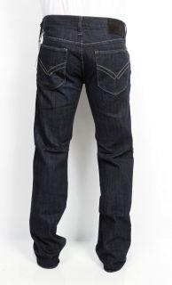 New Mens William Rast Logan Jeans Straight Leg Shanghai 33