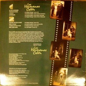 LP Latin Los Hermanos Colon Amame Un Poco mas 1990 Mambolero M 911