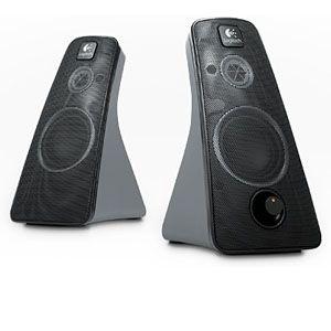 New Logitech Z520 Computer Speaker System iPod PC Mac