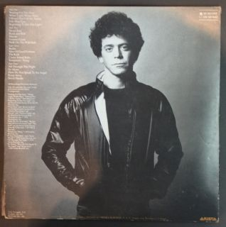 LOU REED   ROCK AND ROLL DIARY 1967   1980  2LP SPAIN 1980  VELVET