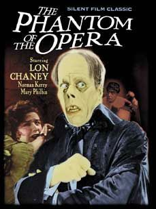 Phantom of The Opera Lon Chaney Movie Poster T Shirt 2X