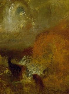 Joseph M w Turner 18th 19th Original British Painting Old Master