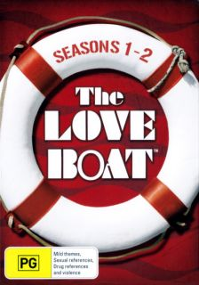 The Love Boat Seasons 1 2 15 Discs DVD