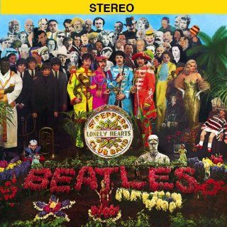 Lennon Paul McCartney Sgt Peppers Lonely Hearts Club Band 1987