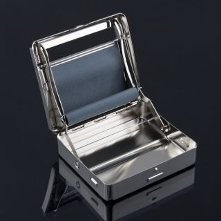 Cigarette Tobacco Roller Rolling Machine Box Case