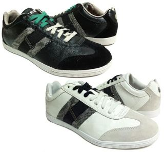 Diesel Lounge Mens Lace Up Sporty Fashion Sneaker Shoes All Sizes