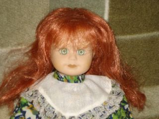 Loretta Doll from Haunted Home Eerie Green Eyes
