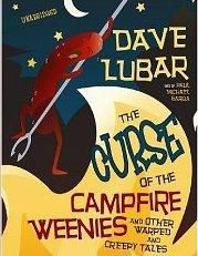 Book Audiobook CD Age 9 David Lubar The Curse of The Campfire Weenies